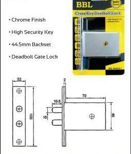 BBL Deadlock Star Key Carded