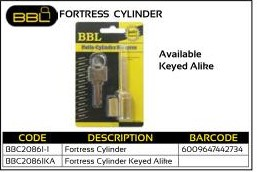 BBL Fortress Cylinder