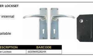 BBL Multi-Lever Lockset