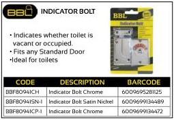 Indicator Bolt