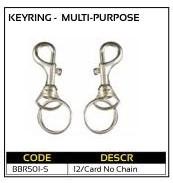 Multi-Purpose Keyring